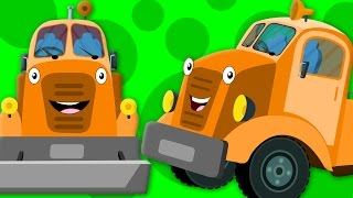 Wheels on the Tow Truck   Vehicle Songs   Learn Transport   Nurser Rhymes   Kids Song   Kids Tv