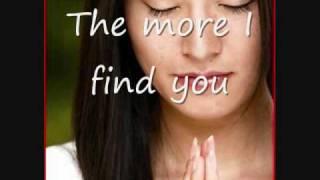 Watch Kari Jobe The More I Seek You video