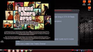 GTA SA Oppa Gangnam Style in RADIO [Tutorial]