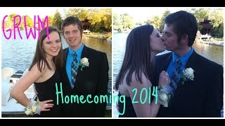 GRWM: Homecoming 2014 | Juicyfilms3