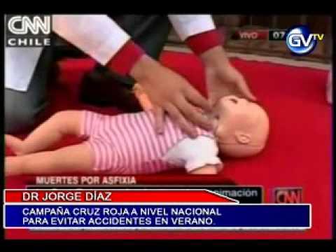 CRUZ ROJA Y TECNICAS DE REANIMACIÓN 03 DE ENERO 2013
