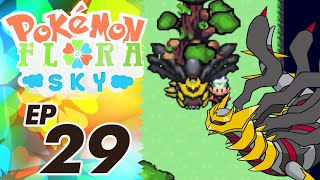 Let's Play Pokemon: Flora Sky - Part 29 - GIRATINA