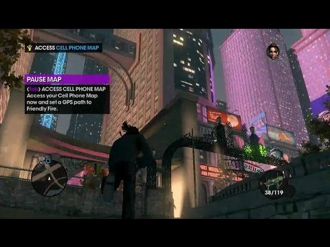 Saints Row The Third PC Gameplay Free Roaming
