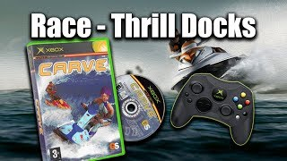 Carve: Race on Thrill Docks | Original Xbox Game Online