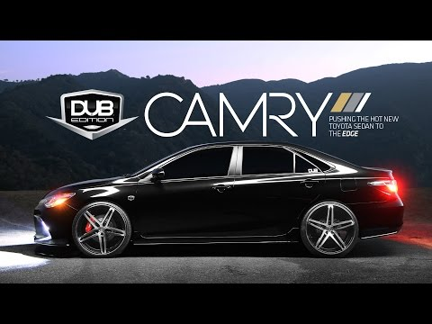 2015 DUB Edition Toyota Camry