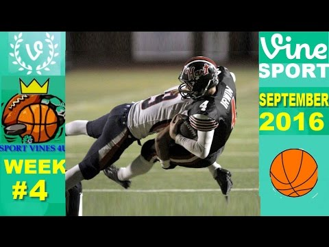 Best Sports Vines 2016 - SEPTEMBER - WEEK 4