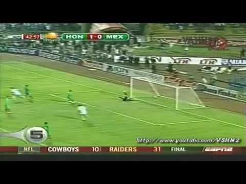 Top Ten ESPN Seleccion de Honduras