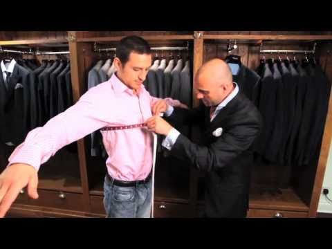 Know Your Size: Suits