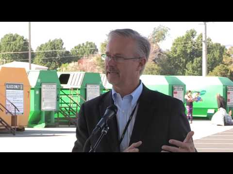 view Timberline Recycling Center Ribbon Cutting video