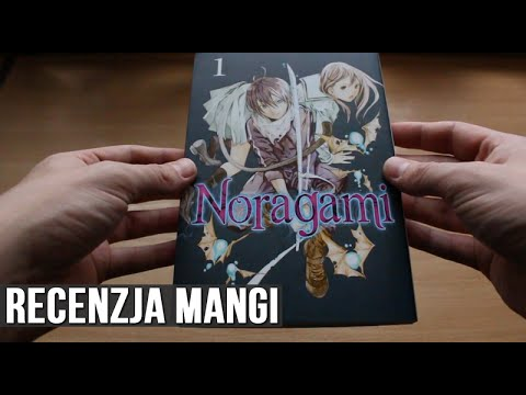 Noragami - recenzja mangi