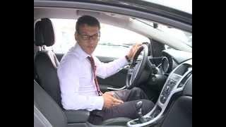Тест-драйв Opel Astra GTC в Атлант-М Авто