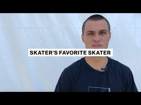 Skater's Favorite Skater: Mason Silva