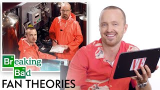 Aaron Paul Breaks Down Breaking Bad Theories from Reddit | Vanity Fair