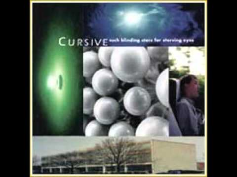 Cursive - Ceilings Crack