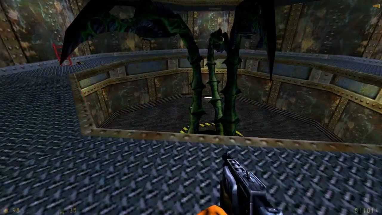 Dangerousworld mod for half life 2 episode two, dw screen map dw ep1 02a, image, screenshots, screens, picture, photo
