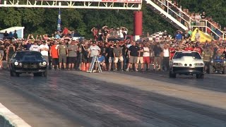 Street Outlaws - MONZA -vs- CHUCK - Outlaw Armageddon No Prep