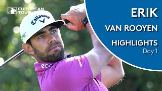 Erik van Rooyen Highlights | Round 1 | 2019 D+D Real Czech Masters