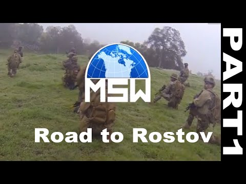 Road to Rostov - NATO Part 1 Milsim West