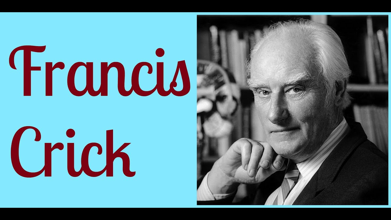 Pictures of watson and crick
