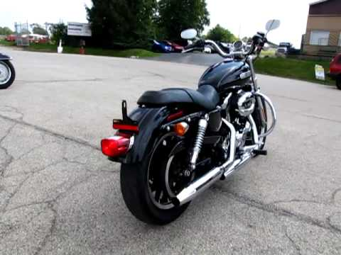 2008 HARLEY DAVIDSON XL1200L CAL SPORTSTER 1200 LOW TS5991 U3613 Video