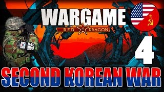 Wargame: Red Dragon -Campaign- Second Korean War: 4