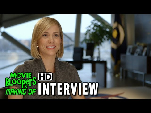 The Martian (2015) Behind the Scenes Movie Interview - Kristen Wiig is 'Annie Montrose'