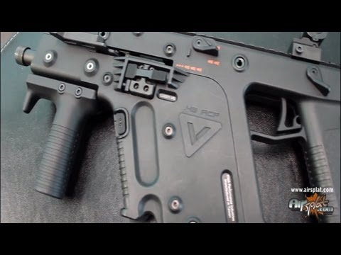 AirSplat Preview - KWA Kriss Vector Airsoft GBB SMG