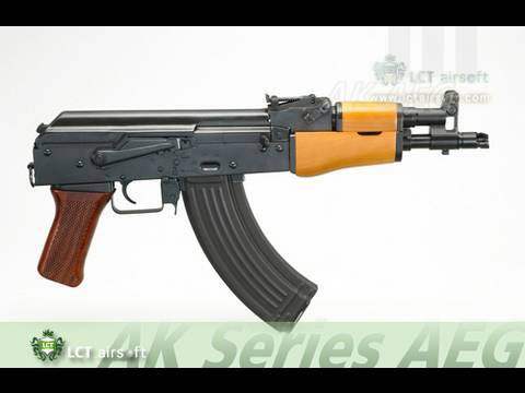 LCT AK-47 Pistol Review Video