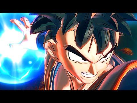 Dragon Ball Xenoverse 2 Gameplay Demo (E3 2016)