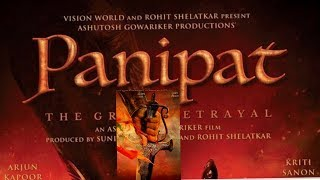 Panipat movie :(official trailer)2019|Sanjay Dutt|Arjun Kapoor|Kriti sanon