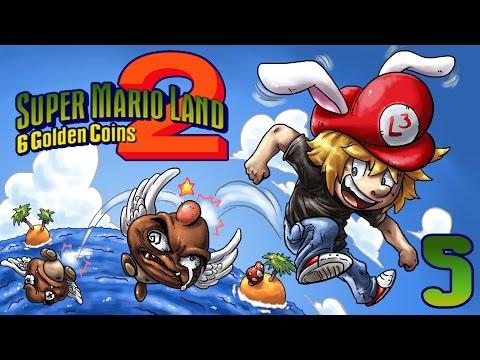Let's Play Super Mario Land 2 [German][#5] - Abbild in Übergröße!
