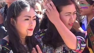 Hmong Lao New Yaer 2017 - Noj Peb Caug Xeev Khuam 2017 [ปีใหม่ม้งลาว 2017]