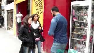 Hug challenge prank 'tunisia'