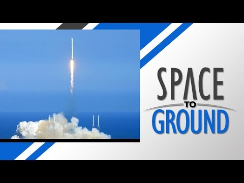 Space to Ground: Dragon Delivery: 4/17/2015