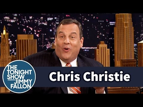 Gov. Chris Christie Endorses The Tonight Dough Ice Cream