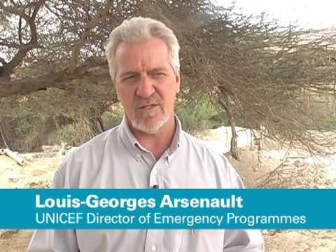 UNICEF: Feeding children in Somalia with Plumpy'doz
