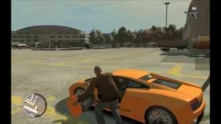GTA IV - real cars collection MOD (1080p)