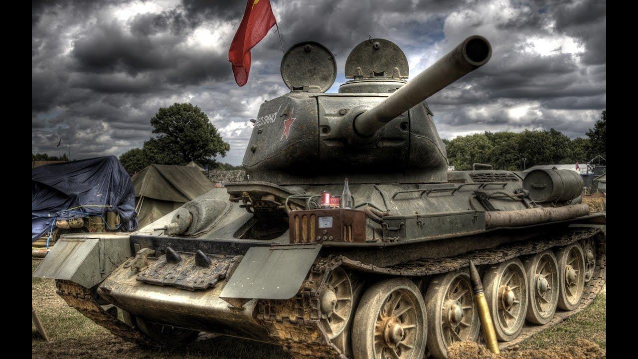 Израильский основной боевой танк Меркава Часть 1