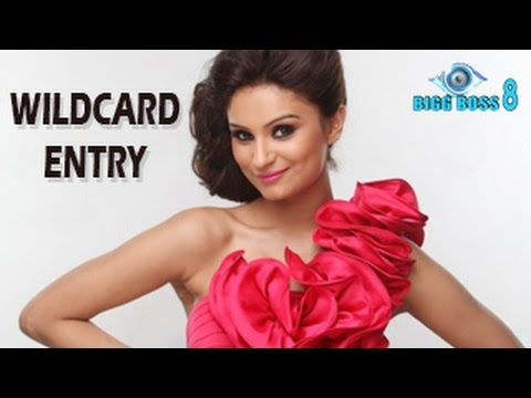 Dimpy Ganguly Wildcard Entry In Bigg Boss 8 | 7th November 2014 Episode video