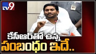 KCR agree to work together for benefit of both Telugu states : YS Jagan