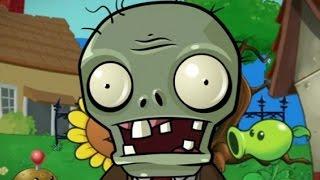 Играть растения против зомби 1 прохождение приключений