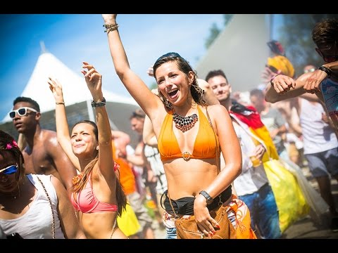 Tomorrowland 2014 | Qult - Q Dance - Pussy Lounge video