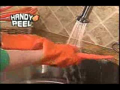 Handy Peel Infomercial