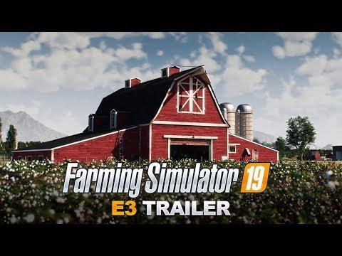 [E3 2018] Farming Simulator 19 – E3 Trailer