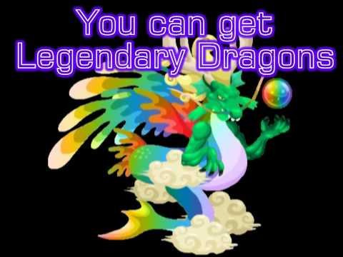 Dragon City - Get LEGENDARY Dragons EASY!!!!! [4]