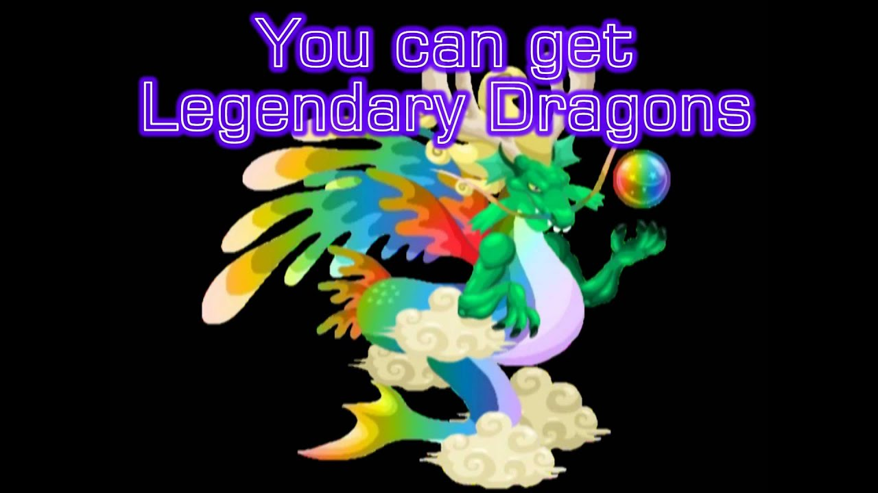 How To Get Legendary Dragon In Dragon City
