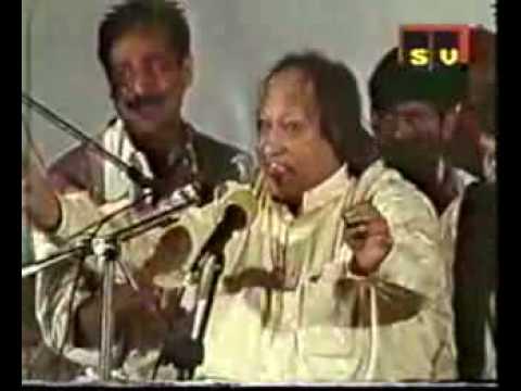 YouTube - Mast nazron se Allah bachaye - Nusrat Fateh Ali Khan...