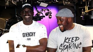 Joe Black - Voice Of The Streets Freestyle W/ Kenny Allstar on 1Xtra