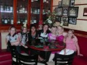 Sarah's Party in Frankie's & Benny's