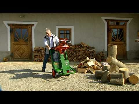 Mała łuparka do drewna Spaltaxt 8 Spezial Posch